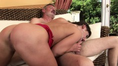 Big Breasted Beauty Cathy Loves To Get Banged By An Experienced Stud