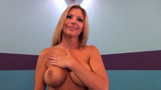 Anna Morna, Britney Amber and Brianna Brooks share their lust for sex