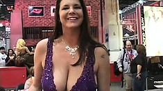 Latina party sluts fill the air with the smell of their cock hungry cunts