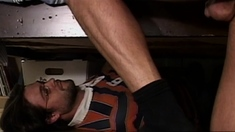 Guy Hid During His Date Fucked By Hubby