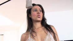 Sultry Girl With A Divine Ass Submits To Every Inch Of Dick In Casting