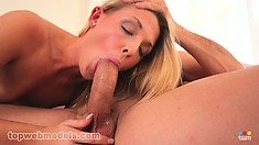 Tristyn knows exactly how to please that dick and executes her task to perfection