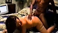 Amateur Milf Wife And Her Interracial Lover