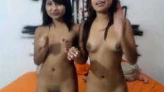 Small asian mami kato threesome