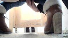 My Big Tit Mom Changing On Hidden Camera Voyeur