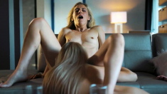 Mona Wales And Nikki Peach Eat Each Others Pussy Til Orgasm