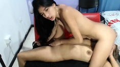 Two Naughty Lesbian Sixty Nine Position